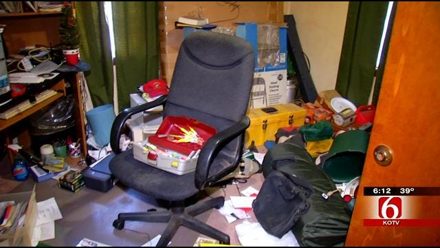 Thieves Steal Weapon Collection From Oklahoma Veteran On His Death Bed