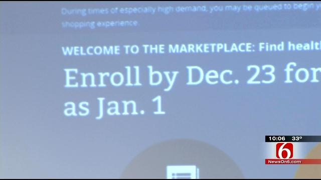 Tulsans Look For Answers At Affordable Care Act Forum