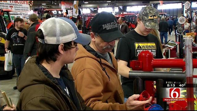 Tulsa Farm Show Kicks Off At Expo Square