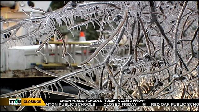 Green Country Electric Crews Prepare For Worst