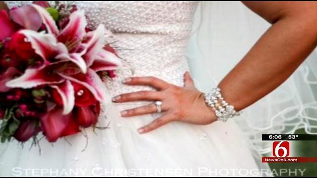 Tulsa Woman Offers Reward For Lost Wedding Ring