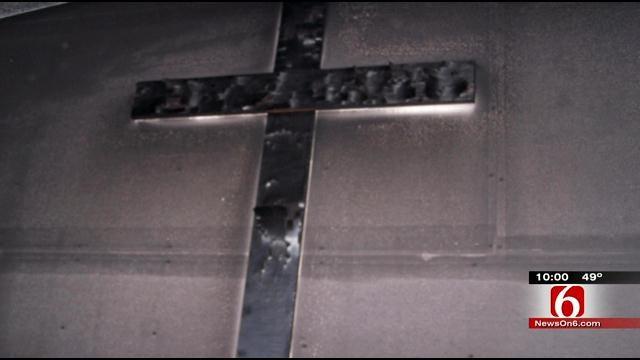 Wynona Church Burglarized, Set On Fire, Minister Says
