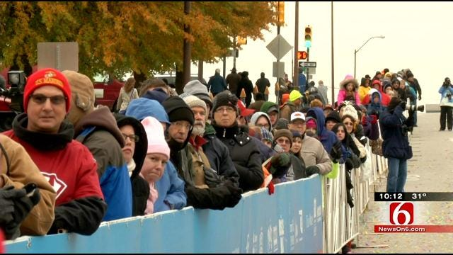 Route 66 Marathon Boosts Business Around Tulsa