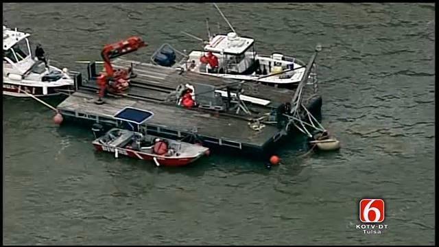 Osage Skynews 6: Dive Teams At Blue Bluff Harbor Saturday