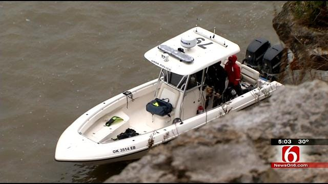 Three Bodies Recovered From Vehicle In Grand Lake
