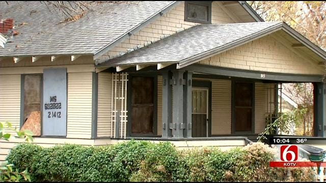 City Of Tulsa Has More Blighted Houses Than It Has Funds For Demolition