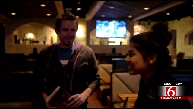 Moore Server Receives $500 Tip From 'Aaron's Last Wish'