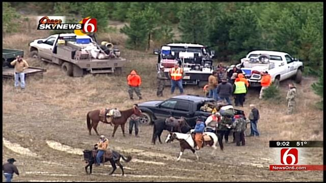OSBI: Skeletal Remains Of 3 People Found Near Where Family Vanished in '09