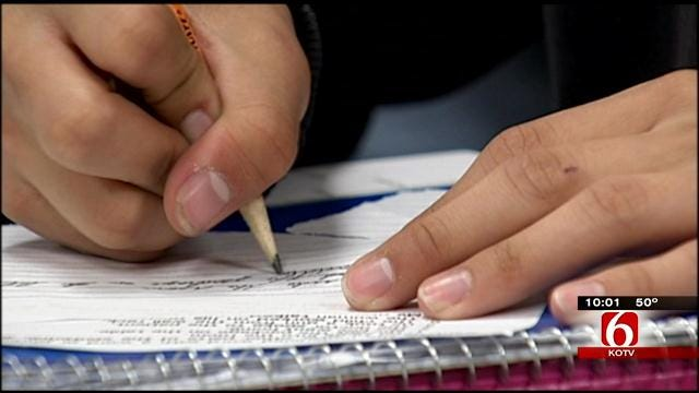 Statisticians Tell Jenks Parents A-F Grading System Is Not Effective
