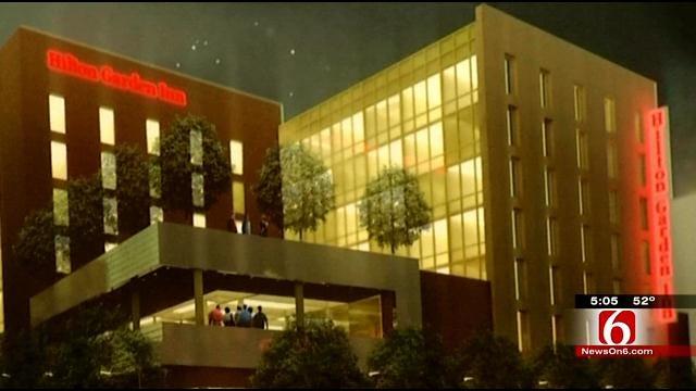 $16M Hotel, Restaurant, Retail Development Coming To Downtown Tulsa