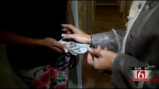 Fake Landlord Arrested; Good Samaritan Helps Widowed Mom Who Was Scammed