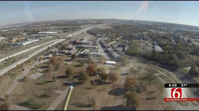 Drones Could Help Tulsa Firefighters During Search, Rescue