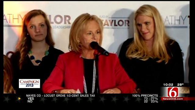 Tulsa Mayor Dewey Bartlett Defeats Kathy Taylor For Reelection 10 PM