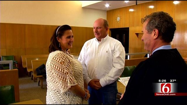 Oklahoma Couples Tie The Knot On 11/12/13