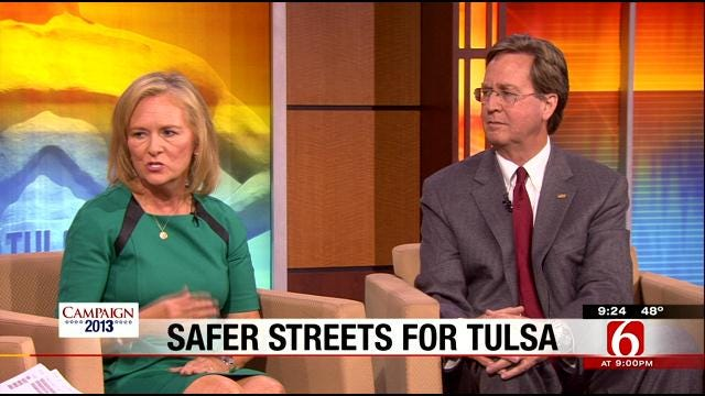 Candidates Talk Leadership Style, Improve Our Tulsa Package