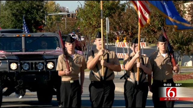 Green Country Honors Veterans With Parades