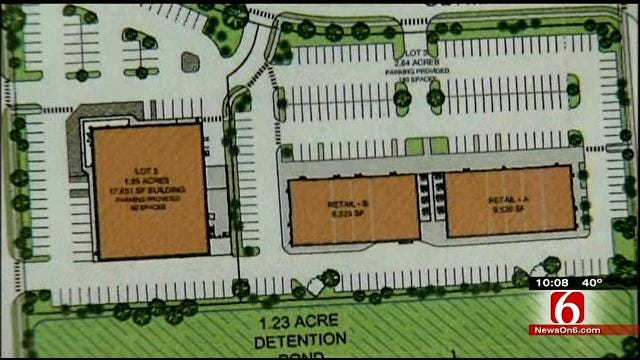 Mayor Announces Plans For New $32.5M Retail Development In South Tulsa