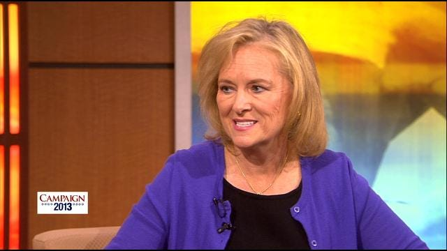 Tulsa Mayoral Debate: Candidate Kathy Taylor