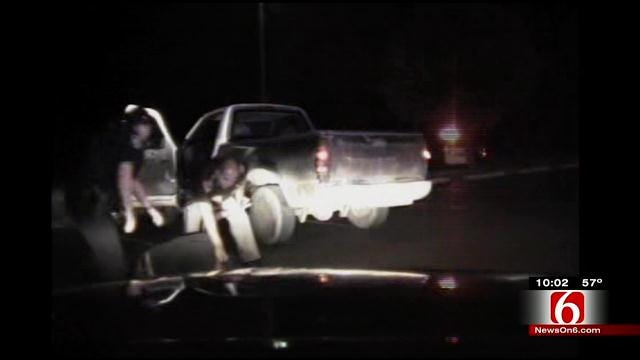 Attorney: Dashcam Video Lead To Suspension Of 3 Miami Police Officers