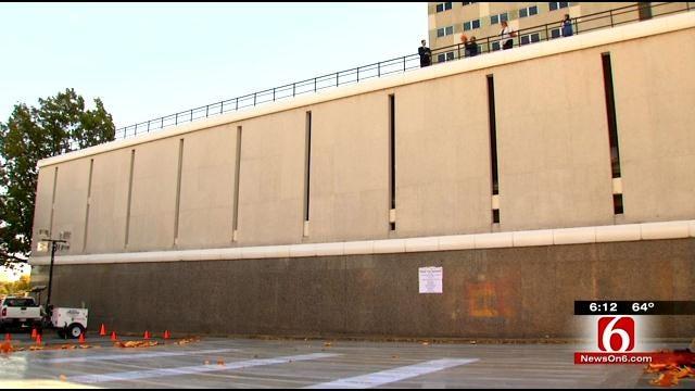 Tulsa-Area United Way Holds Pumpkin Smash
