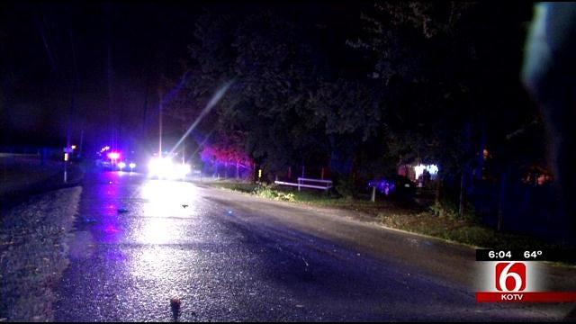 Deputies Investigate West Tulsa Robbery