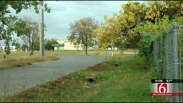 Neighbors Of Tulsa's Springdale Park Say Old Rec Center Attracts Crime
