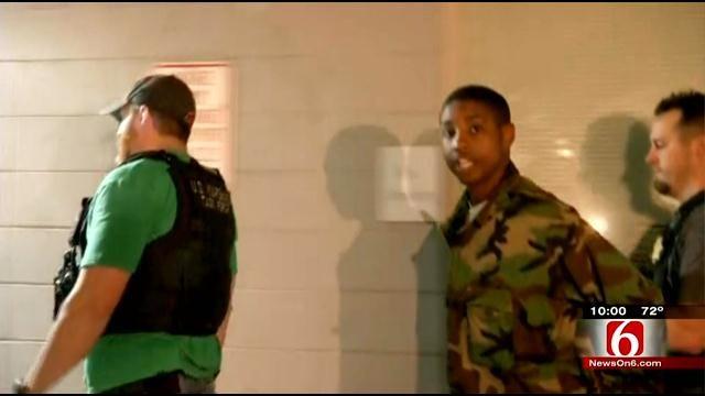 Police Arrest Man They Say Is 'Pink Pistol Rapist/Robber'