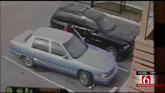 Police: Elderly Man Carjacked, Beaten At Midtown Tulsa Target