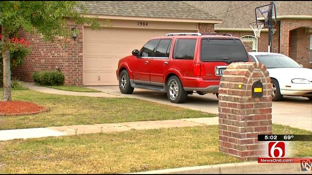 Police: Tulsa Woman Robbed, Abducted At Gunpoint