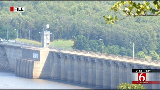 Keystone Dam Bridge Closes Monday For 13-Month Repair Period