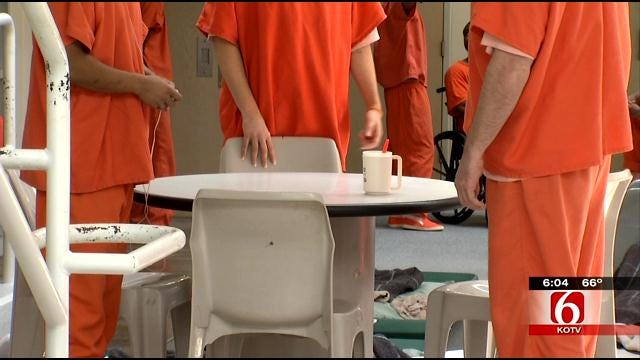 Skype Video Prompts Questions About Tulsa County Jail's Video Phone System