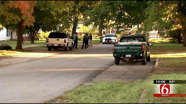 Armed Burglary Suspect Barricaded In Cleveland House Prompts Evacuations