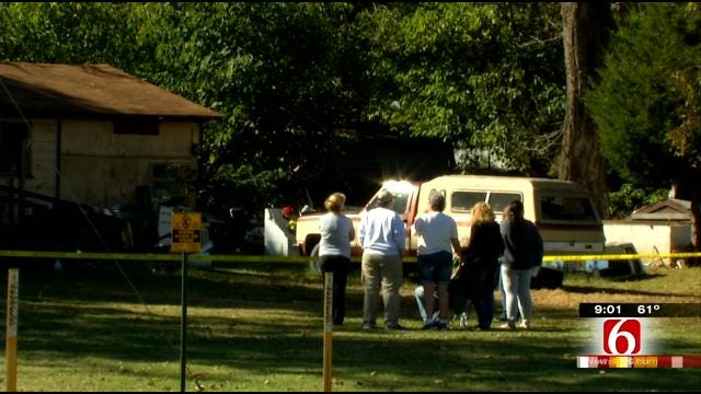 Elderly Woman Dies In Bixby House Fire