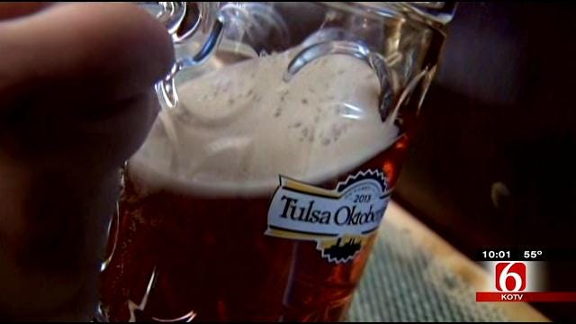 Beer Loves Get A Taste Of Change At Tulsa's Oktoberfest