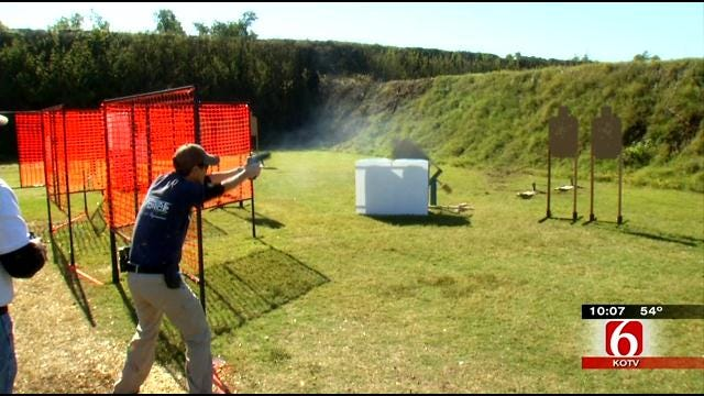Shooters Aim For Top Spot At Championships In Tulsa