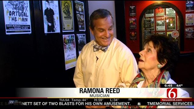 Grand Old Opry Star Ramona Reed From Talihina Looks Back On Career