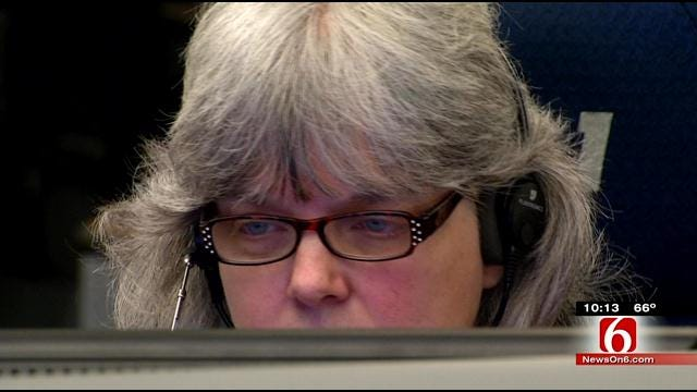 Tulsa 911 Dispatcher Honored For Her Part In High-Profile Murder Arrest