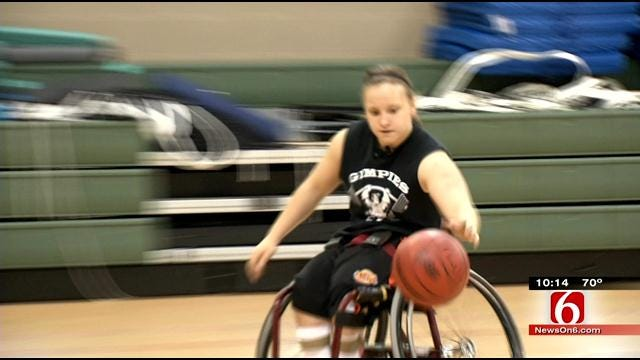 Tulsa Teen Headed To Argentina To Compete In Youth Parapan American Games