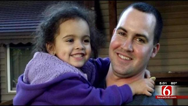 Biological Father Of 'Baby Veronica,' Dusten Brown, Drops Legal Fight