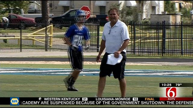 Father-Son Combination Leading Sapulpa To Great Start In 2013