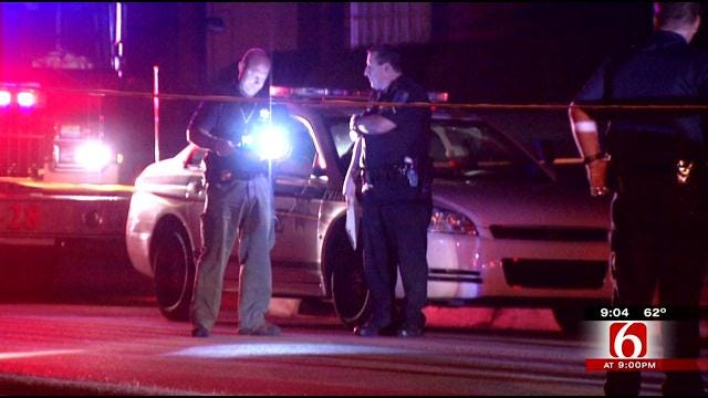 Tulsa Police Release Man Interviewed About Triple Shooting