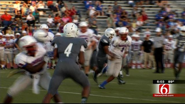 128 Tulsa Public Schools Football Players On Academic Suspension