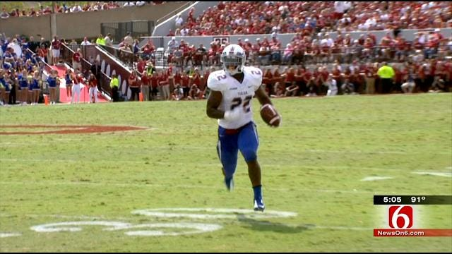 Former TU Quarterback Weighs In On Pay-For-Play Debate