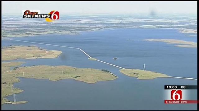 OHP: Teal Hunter Nearly Drowns In Sooner Lake
