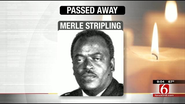 Tulsa's First Black District Fire Chief Dies