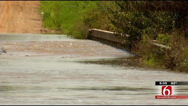 Craig County Slowly Repairing Flooding Damage
