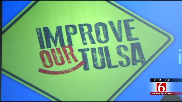 City Leaders Introduce 'Improve Our Tulsa' Tax Package
