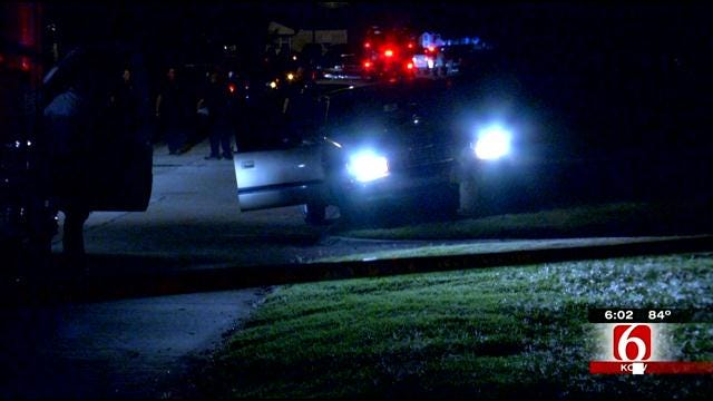 Tulsa Police Investigating 43rd Homicide Of Year