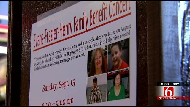 Benefit Concert Sunday In Collinsville For Kellyville Wreck Victims