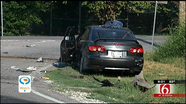 Report Finds More Drunk-Driving Crashes In Oklahoma